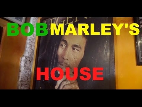 Jamaica VLOG # 27 | LET'S GO TO BOB MARLEY'S HOUSE