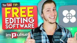 ★ FREE Editing Software! ➜ Impulse