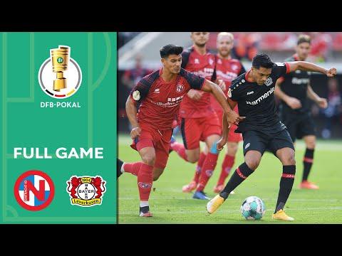 Eintracht Norderstedt Vs. Bayer Leverkusen 0-7 | Full Game | DFB-Pokal 2020/21 | 1st Round