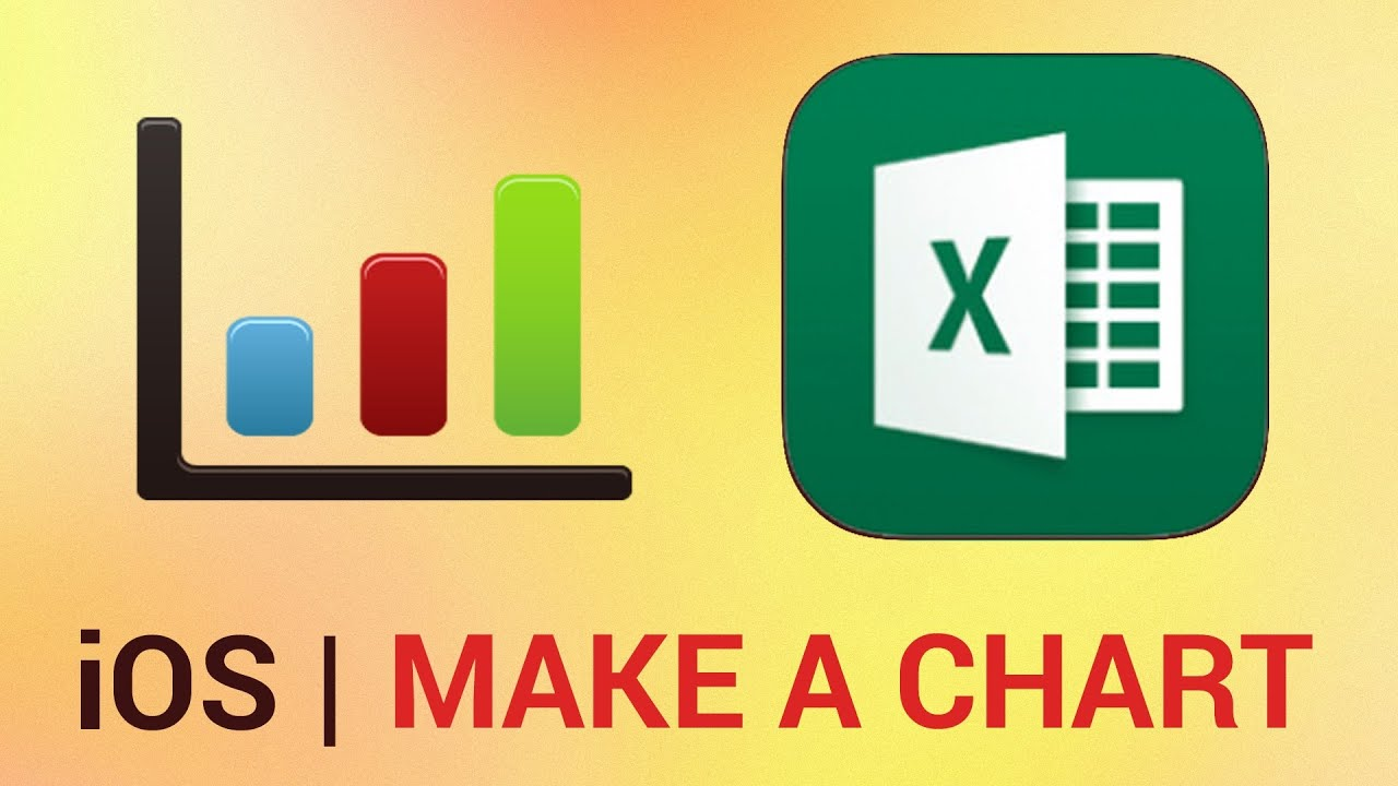 How to make a chart in excel for ipad youtube how to make a chart in excel for ipad nvjuhfo Choice Image