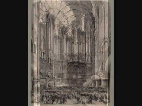Léonce de St Martin improvises at Notre Dame (2)