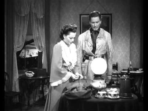 They Died With Their Boots On (1941) - Autie and Libbie ...
