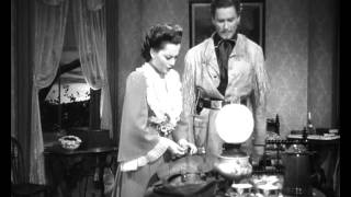 They Died With Their Boots On (1941) - Autie and Libbie Farewell