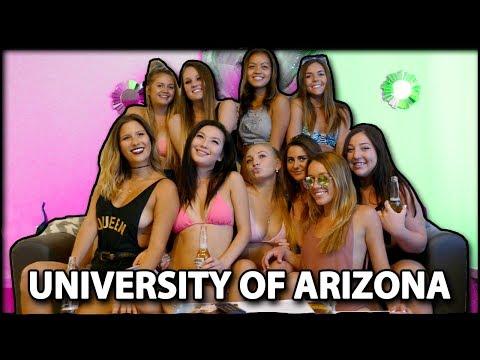 2017 University of Arizona Pool Party Season [4K]