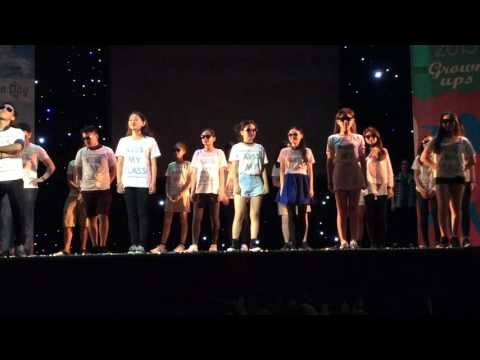 ABC Song dance cover