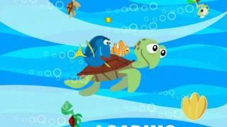 Finding Nemo: Nemo's Underwater World of Fun (PC) Gameplay