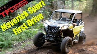 2019 Can-Am Maverick Sport: Watch this before you buy