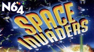 Space Invaders - Nintendo 64 Review - HD