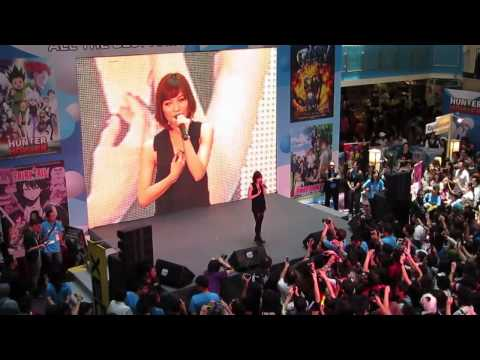 Aozora by May'n @ Animax Carnival 2013