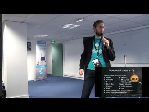 Quels modules utiliser actuellement en Drupal 8 ? @wilfrid