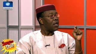 LG Funds: Eke Blames 'Double-Speaking' Of 1999 Constitution For Impasse |Sunrise Daily|