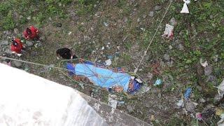 VIDEO RESCATE ACCIDENTE EN  SELVA  EMPRESA GOOOL