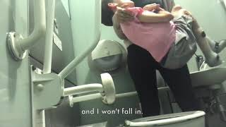 """Man With Disability Falls Into """"Accessible"""" Toilet [CC]"""