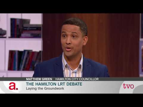 The Hamilton LRT Debate