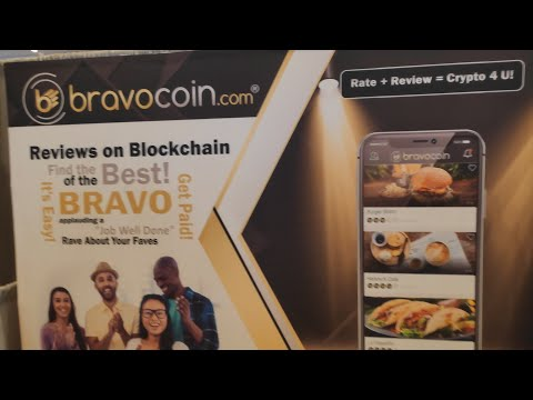 Bravocoin - Reviews On The Blockchain