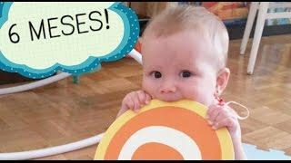 Actividades Bebé 6 a 8 meses - Estimulación Temprana