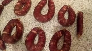 Краковская колбаса по рецепту блогера. Ожидания оправданы!