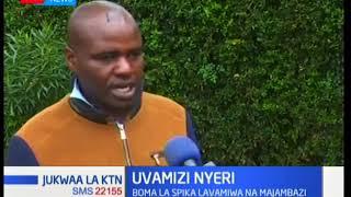 Boma la spika wa kaunti ya Nyeri lavamiwa na majambazi