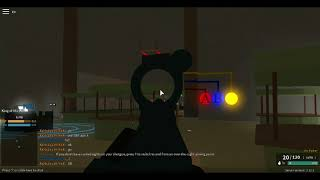 [ROBLOX] Phantom Forces 1v1 (Part 5)| AG_3 Vs Fal 50.00
