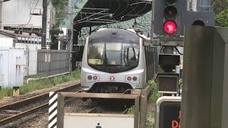 [以粉嶺為終點站] 東鐵綫 MLR E81/E21 大埔墟四台至粉嶺一台