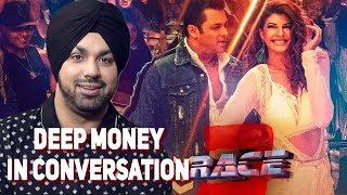 Race 3 || Singer Deep Money Shares The Story Behind Heeriye || Salman Khan || Jacqueline Fernandes