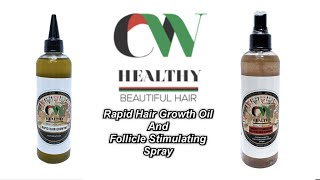 Hair products that make your hair Grow