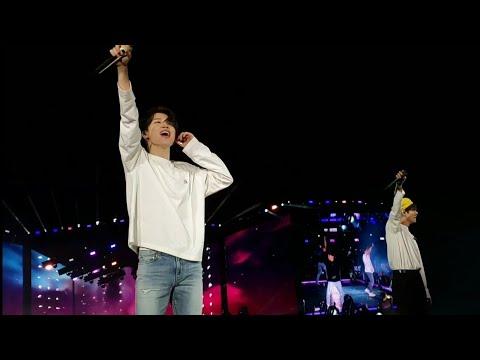 190504 Mikrokosmos + Ending @ BTS 방탄소년단 Speak Yourself Tour Rose Bowl Los Angeles Concert Fancam