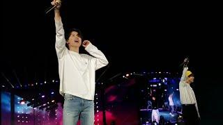 Gambar cover 190504 Mikrokosmos + Ending @ BTS 방탄소년단 Speak Yourself Tour Rose Bowl Los Angeles Concert Fancam