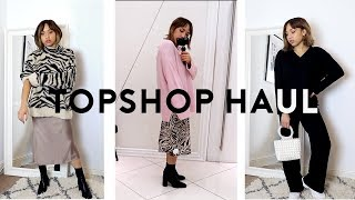 Come Topshop Personal Shopping With Me! & Try On