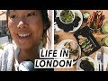 Living in London: Vegetarian Food & Favourite Coffee Shop | London Vlog