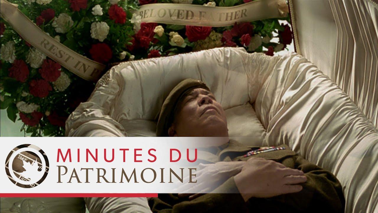 Minutes du patrimoine : Tommy Prince
