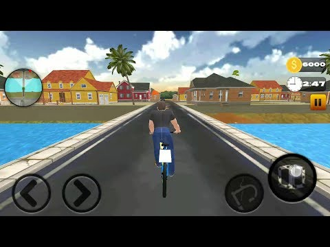 BMX Bicycle Taxi Driver 2019: Cab Sim для Android 2019