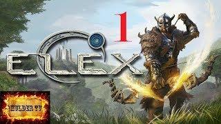 ELEX (#1) GOTHIC JE ZPĚT !!! (Let's Play CZ 1080/60 PC)