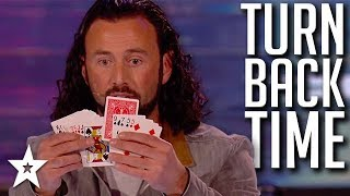 Magician Turns Back Time! on Britain's Got Talent 2020 | Got Talent Global