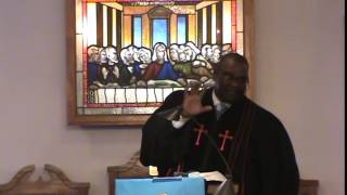 Pastor Derrick Mathis SSBC What Can I Give