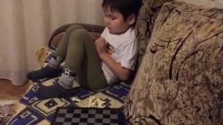 Расставляет фигуры на шахматной доске