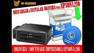 Видео, epson l210 printer driver download, Смотреть онлайн