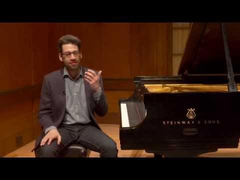 Preview: Exploring Beethoven's Piano Sonatas with Jonathan Biss