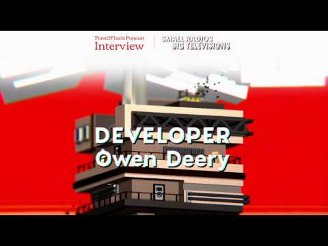 Interview with Owen Deery - Developer of Adult Swim Games' Small Radios Big Televisions
