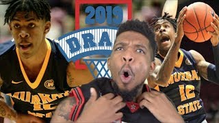 THE NBA TOP 5 PICK YOU NEVER HEARD OF! JA MORANT 40 PT TRIPLE DOUBLE REACTION!