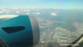 vietnam airlines boeing b787 vn a861 takeoff 25l vn238 sgn han