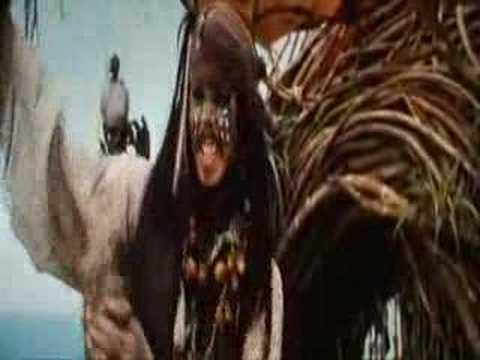 "Jack Sparrow - ""Johnny Depp Song"""