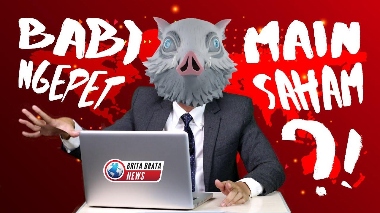 Download BABI NGEPET MAIN SAHAM?! | BRITA BRATA