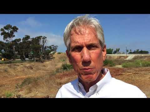 Oceanside Strips Canyon Of Vegetation To Deter Homeless Encampments