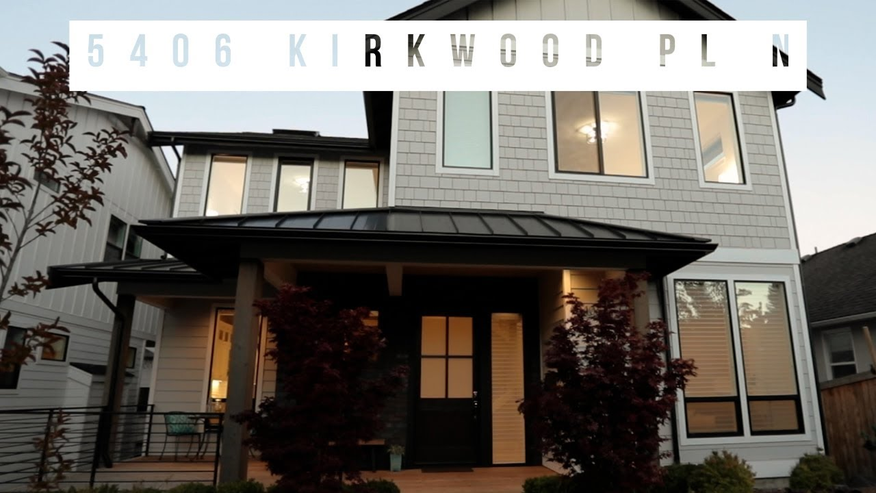 5406 Kirkwood Pl N l Real Estate Video l Seattle, WA