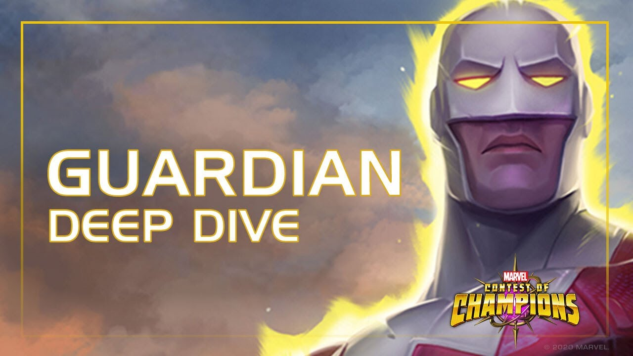 Guardian Deep Dive: The Ultimate Vindicator | Marvel Contest of Champions