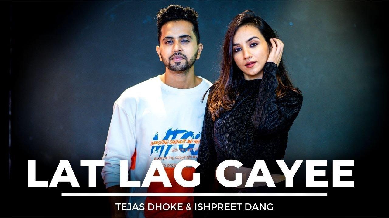 LAT LAG GAYEE | Race 2 | Tejas Dhoke & Ishpreet Dang | Dancefit Live