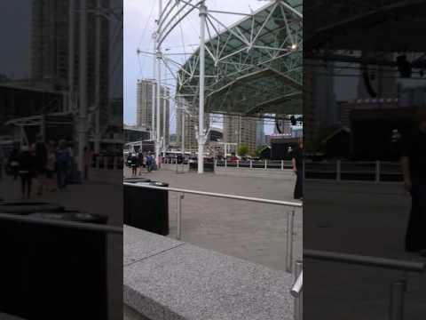 Toronto Harbor front