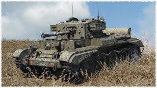 Cromwell B • Battle on 30К WN8 • 5000 Damage • WoT Gameplay