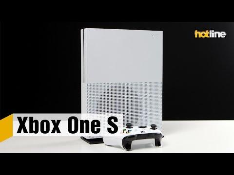 Xbox One S — обзор игровой консоли от Microsoft